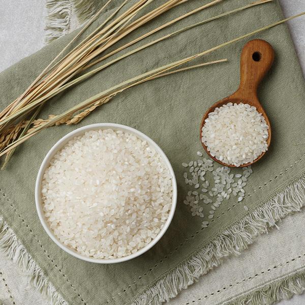 백미(4kg/유기/강원)