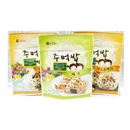 주먹밥세트(3개입)