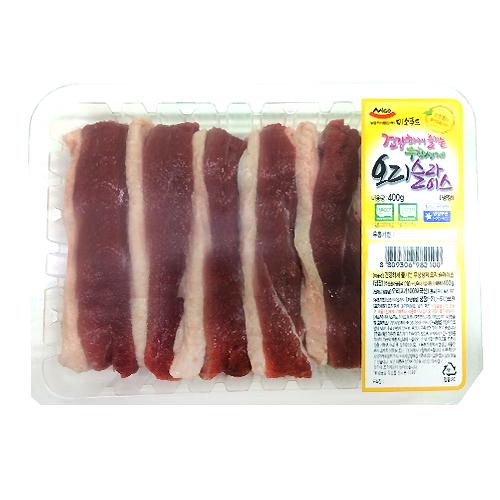오리슬라이스(400g/냉장/국산)