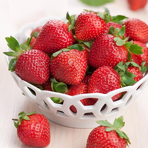 딸기(1kg/무농약/부여)
