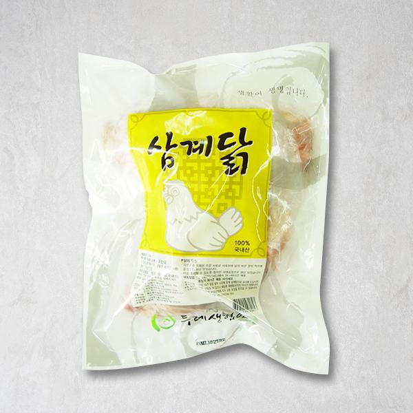 삼계닭(1.2kg/무항/국산)