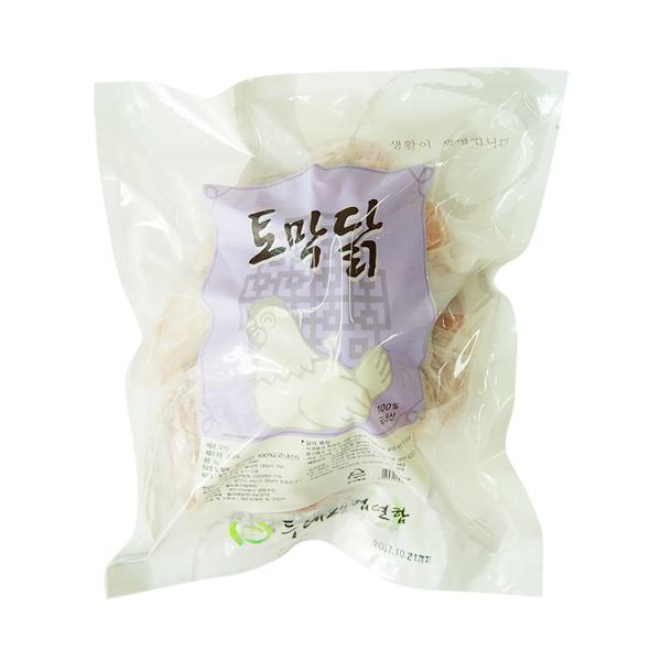 토막닭(1kg/무항/국산)